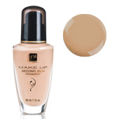 fl06 - Make-up SECOND SKIN FOUNDATION SAND BEIGE