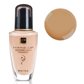 fl07 - Make-up SECOND SKIN FOUNDATION CINNAMON BEIGE