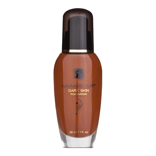 fl08 - Make-up Dark Skin Foundation Sandal Wood